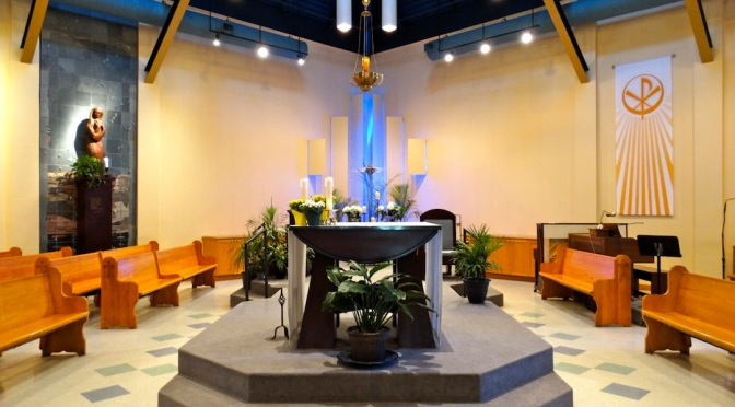 Notre paroisse