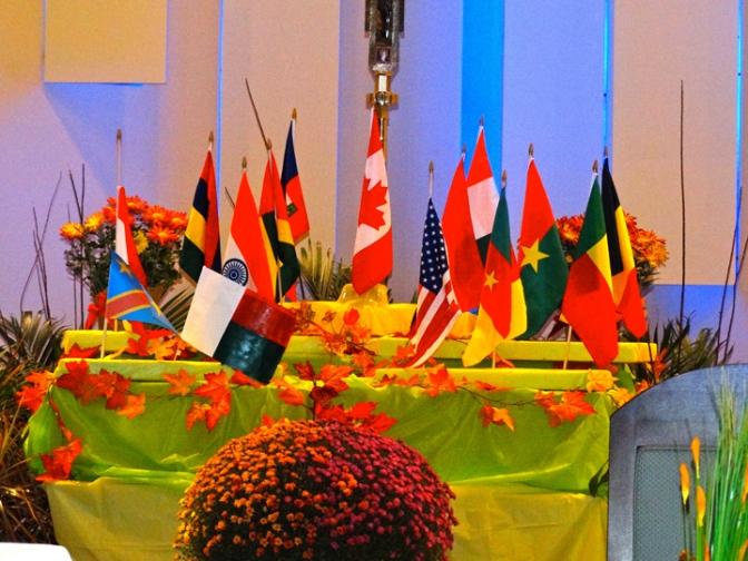 Messe multiculturelle – 2015