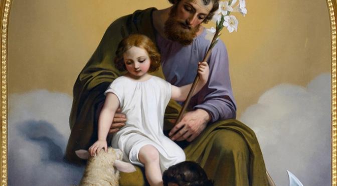 Messe en l'honneur de Saint-Joseph, 19 mars à 16h00
