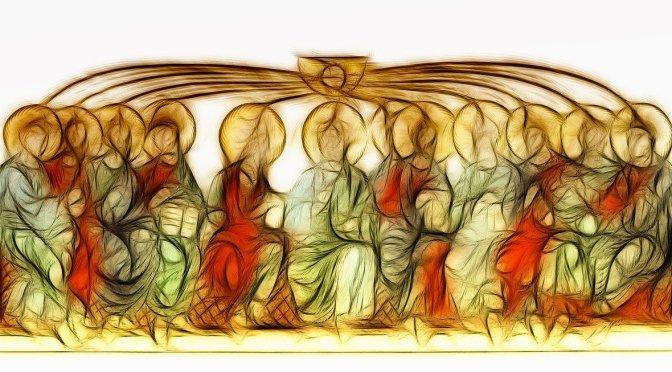 Pentecôte comme autrefois… Rencontre virtuelle jeudi 28 mai à 19h00 avec Fr. Dieudonné